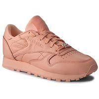 Buty Reebok - Cl Lthr L BS7912 Grit-Peach Twst/Sleek Met, kolor różowy