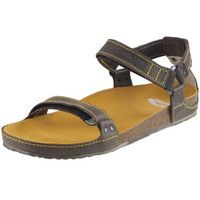 Sandały NIK Giatoma Niccoli 07-0095 - Brązowe / żółte 003