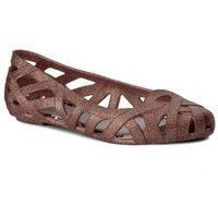 Baleriny MELISSA - Jean + Jason Wu VII Ad 32288 Pink Glitter 52987, w 6 rozmiarach