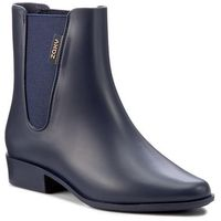 Kalosze ZAXY - London Boot II Fem 82267 Granat 01682 Y285048