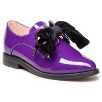 Oxfordy - blossom b14 purple marki L37