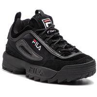 Fila Sneakersy - disruptor v low wmn 1010440.12v black/black