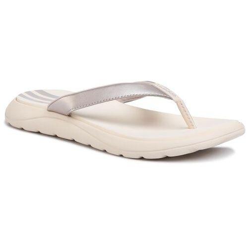 Japonki adidas - Comfort Flip Flop EG2057 Plamet/Linen/Linen