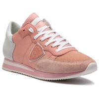 Sneakersy - tropez trld wz73 mondial veau rose marki Philippe model