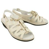 Comfortabel 710870-81 natural, sandały damskie