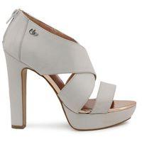 Sandały damskie - thin_682366-01 marki Blu byblos
