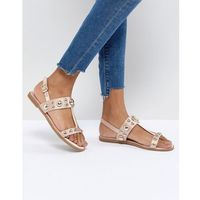 baubles flat sandals - beige, Faith