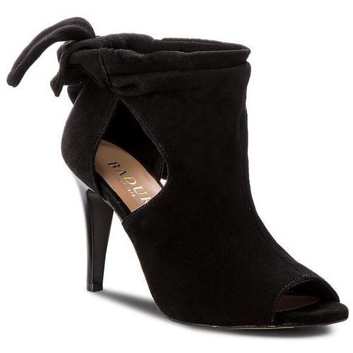 Sandały BADURA - 7800-69 Czarny 015