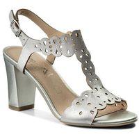 Sandały CAPRICE - 9-28312-20 Silver Metal 920