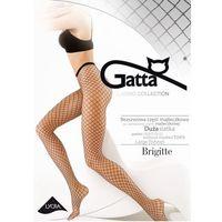 BRIGITTE - Rajstopy damskie kabaretki 05