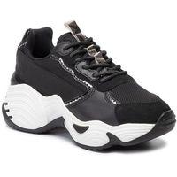 Sneakersy - x3x088 xm059 r540 blk/blk/blk/gunmetal, Emporio armani
