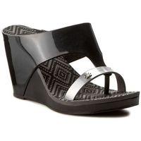 Japonki ZAXY - Glamour Top III Fem 81976 Black W285091 20716, kolor czarny