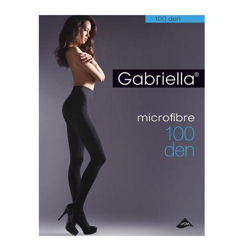 Gabriella rajstopy microfibra 124 100 den