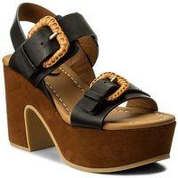 Sandały SEE BY CHLOÉ - SB30091 Nero 999, w 4 rozmiarach