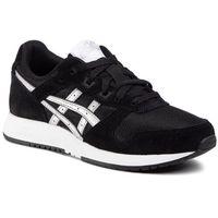 Sneakersy ASICS - Lyte Classic 1192A181 Black/Pure Silver 001, kolor czarny