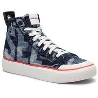 Sneakersy DIESEL - S-Astico Mc W Y01989 P2469 T6067 Indigo, kolor niebieski