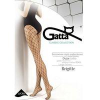Gatta Brigitte - rajstopy damskie kabaretki