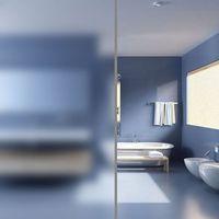 vidaXL Naklejka na szybę, mrożone szkło (0,9 x 5 m) (8718475864905)