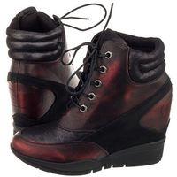 Sneakersy miedziane 27132 (sl143-b) marki Sergio leone