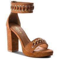 Sandały BADURA - 4680-69 Brąz 1473