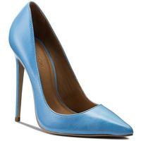 Szpilki KAZAR - Natalie 23928-01-10 Blue, kolor niebieski