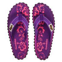 - japonki islander purple hibiscu marki Gumbies