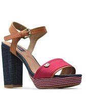 Sandały wl181644 czerwone marki Wrangler