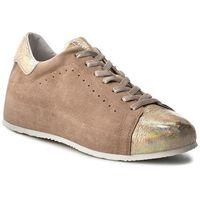 Sneakersy KHRIO - 171K4000MNCMQ Platino/Nude/Platino