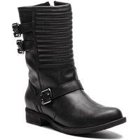 Botki - dalma 34708-01-00 black marki Kazar