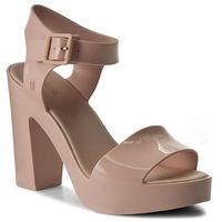Melissa Sandały - mar heel ad 31951 light pink 01276