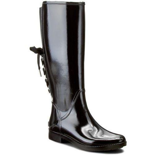 Kalosze MICHAEL MICHAEL KORS - Larson Rainboot 40F6LSFB5Q Black, kolor czarny