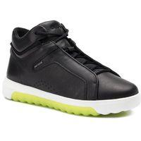 Sneakersy GEOX - D Nexside B D94FMB 00085 C9999 Black, w 7 rozmiarach