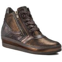 Khrio Sneakersy - 162k4001esalq t.moro/fucile/marrone