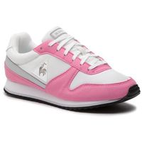 Le coq sportif Sneakersy - alpha ii sport 1910525 pink carnation/optical white