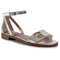 Sandały GUESS - Rashida FL6AI2 LEL03 SILVE, w 3 rozmiarach