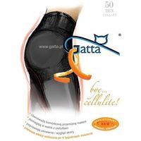 Bye cellulite - rajstopy damskie,gładkie typu fir marki Gatta