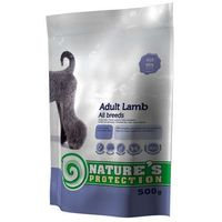 Nature's protection Natures protection lamb adult 500g - 500 (4771317243386)
