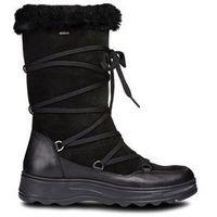 - śniegowce marki Geox