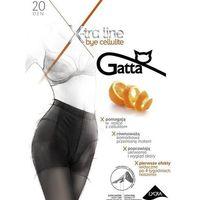 Rajstopy Gatta Bye Cellulite 20 den daino/odc.beżowego - daino/odc.beżowego, kolor beżowy