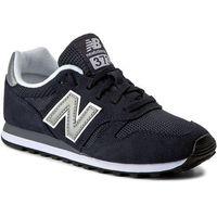 Sneakersy - ml373nay granatowy, New balance, 40-47.5