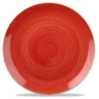 Churchill Misa bez rantu 1,14 l, czerwona | , stonecast berry red