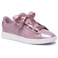 Sneakersy PUMA - Vikky v2 Ribbon P 369727 03 Elderberry/Puma Silver, w 6 rozmiarach
