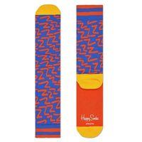 Happy socks zzz skarpetki niebieski żółty 36-40