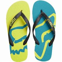 Japonki - beached flip flop flo yellow (130), Fox