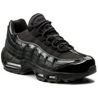 Nike Buty - wmns air max 95 307960 010 black/black/black