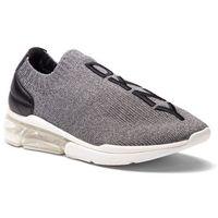 Sneakersy - neptune k3824991 dark grey, Dkny