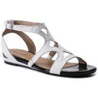 Sandały QUAZI - QZ-21-02-000180 102, w 6 rozmiarach