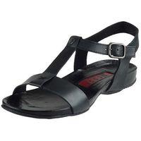 Sandały 41703 - czarne 11, Nessi