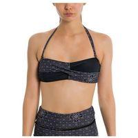 strój kąpielowy BENCH - Twist Bandeau Top A0651-Geo Floral Repeat Bk (P1207) rozmiar: S, bandeau