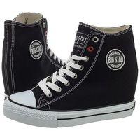 Sneakersy Big Star Czarne U274900 (BI5-a)